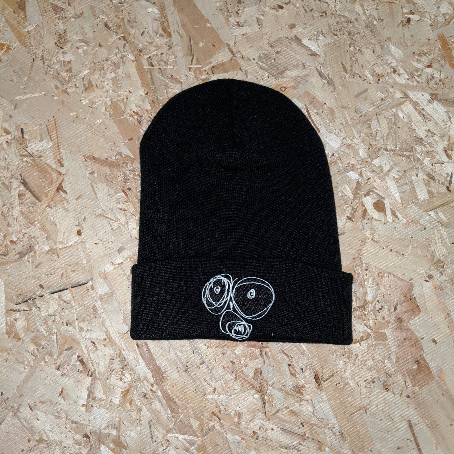 Image of OGSF Toque [BLACK]