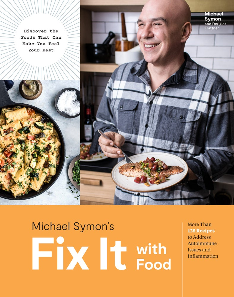 Image of FIX IT WITH FOOD - SIGNED COPY