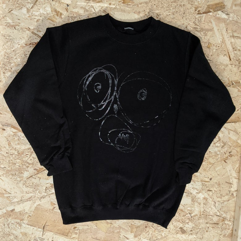 Image of OGSF [BLACK ON BLACK Sweater]