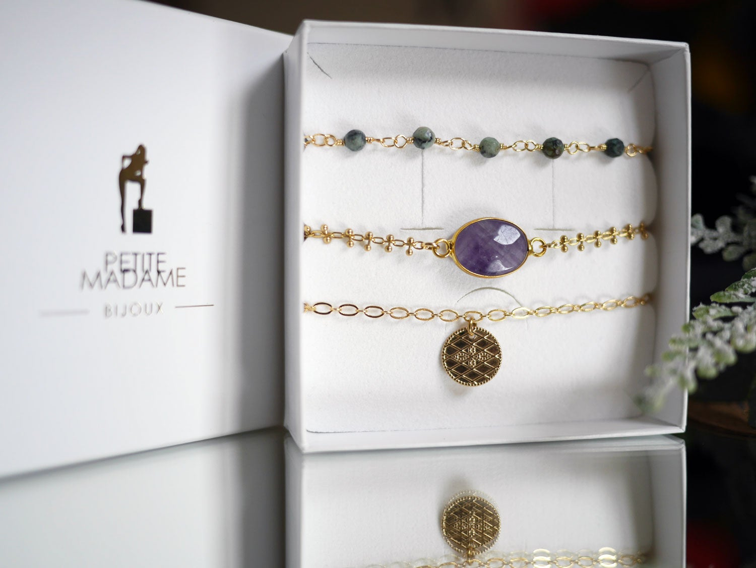 Image of Coffret Bracelet Gypsy