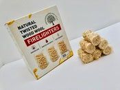 Image of WoodWool Firelighters 50pcs £3.75 per box when you buy 2 or more boxes