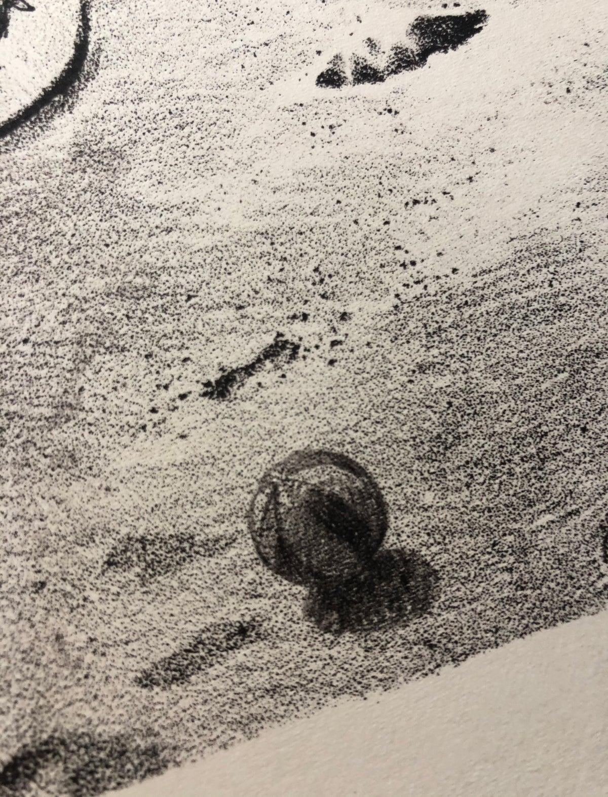 "Image of Rustam QBic ""Starry Night"" Hand Finished 3/8"