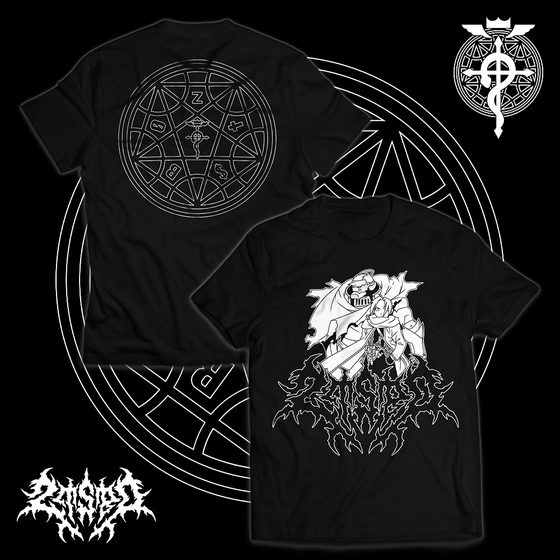 "Image of ""METAL"" SHIRT (PRE-ORDER 12/6)"