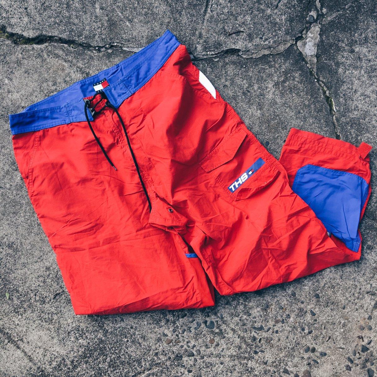 Image of Original 90's Tommy Hilfiger Sport Pants.
