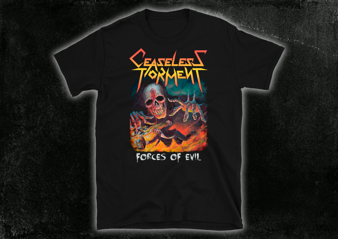 Image of Forces Of Evil T-Shirt