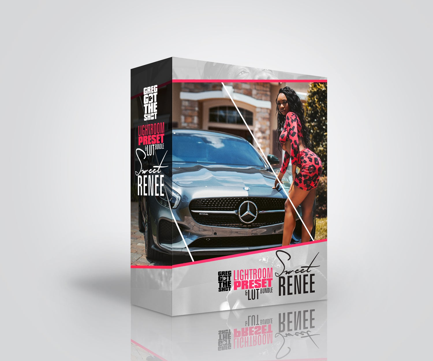 Image of Sweet Renee Light Preset & LUT Bundle