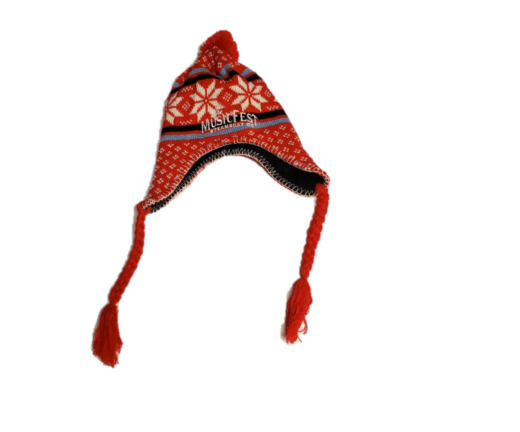 Image of MusicFest Beanie w/ strings