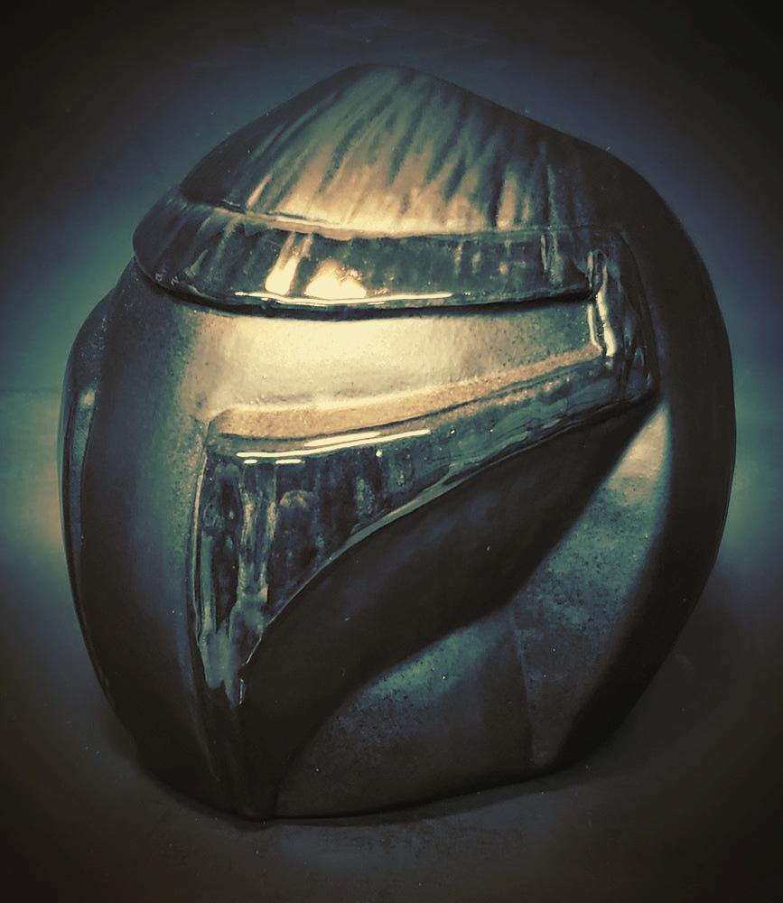 Image of CoCoFett in Mandalorian Glaze Pre-order