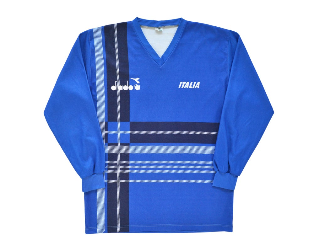 Image of 1986-88 Diadora Italy Training Top L