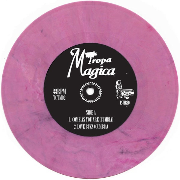 "Image of ""Smells Like Cumbia"" 7inch Vinyl"