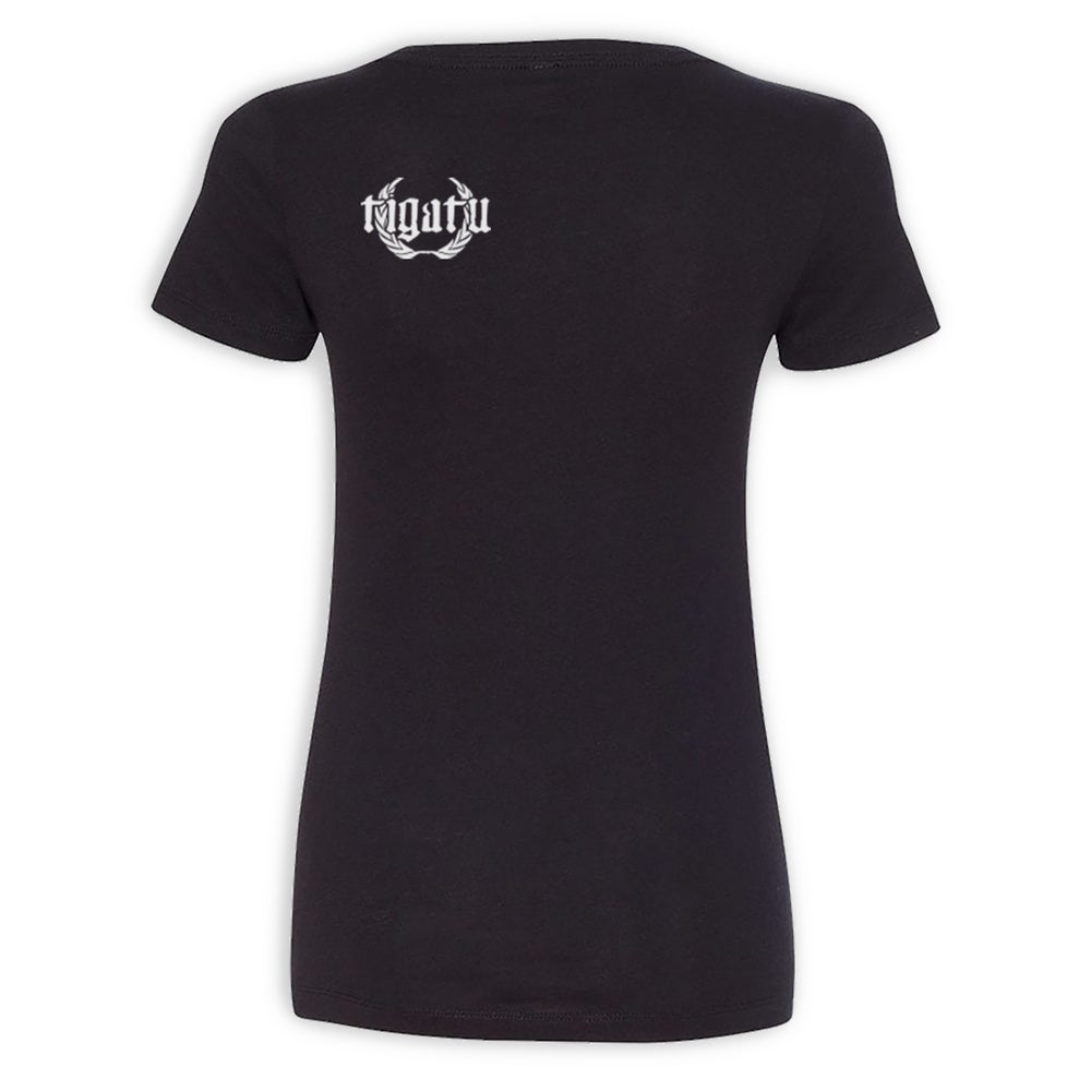 "Image of Darrell ""Fiesta"" Flores Ladies Signature Tee"