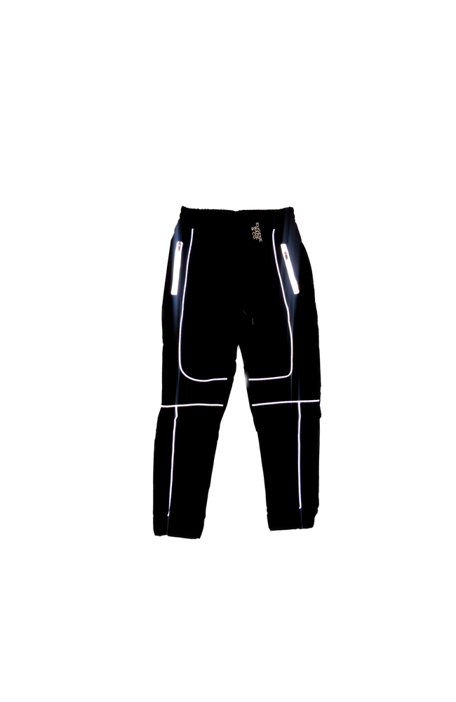 Image of BLACK 3M PANTS