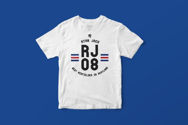 Image of Ryan Jack 08 t-shirt