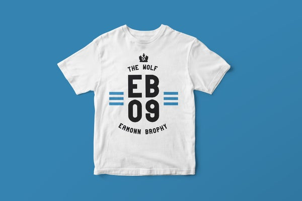Image of Eamonn Brophy 09 t-shirt