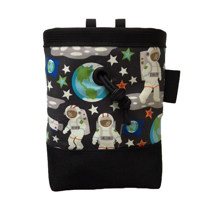 Science Chalk Bags (pattern options)