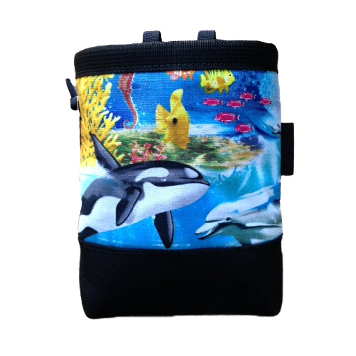 Under the Sea Chalk Bags (pattern options)