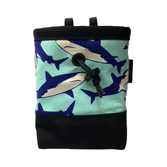 Image of Under the Sea Chalk Bags (pattern options)