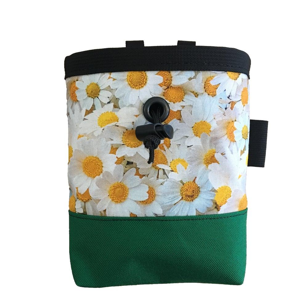 Plant Life Chalk Bags (pattern options)
