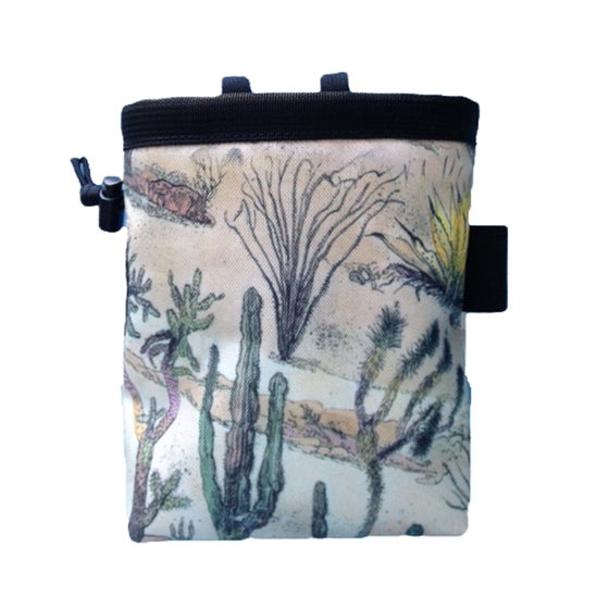 Image of Plant Life Chalk Bags (pattern options)