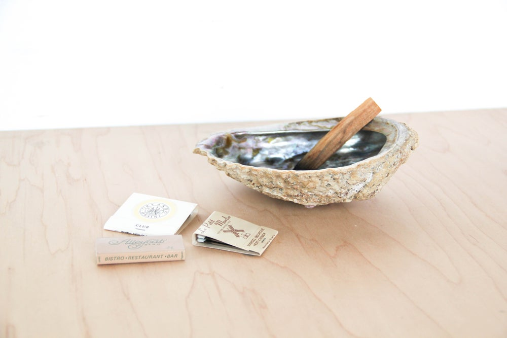 Image of Smudge Set + Vintage Matches