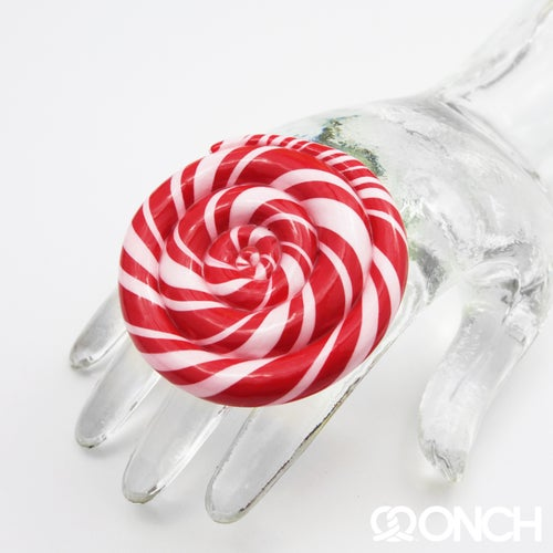 Image of Chunky Candy Cane Ring