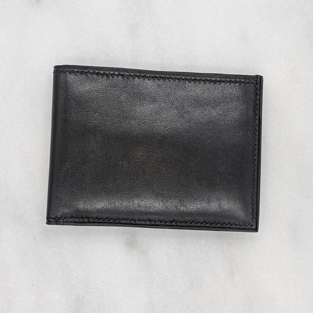 Image of BIFOLD Wallet – Black & Black & Black