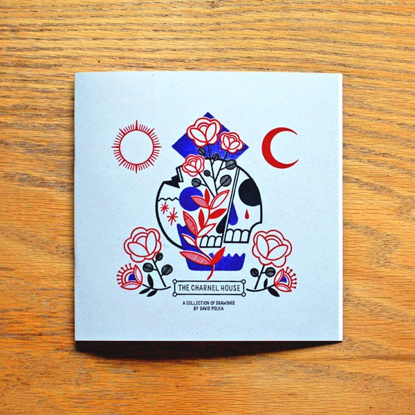 Image of The Charnel House Zine