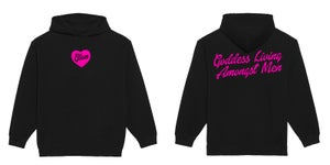 Image of Goddess Since Birth Black Hoodie | Exclusive Goddess Aura Release