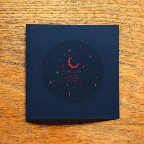 Image of Night Songs Interlude Zine