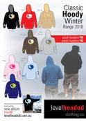 Image of Youth Spice Of Life Classic Hoody - Winter 2010 Range