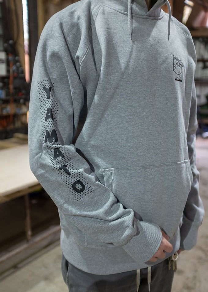 "Image of Yamato Living Ramps | ""Hart"" Hoody 