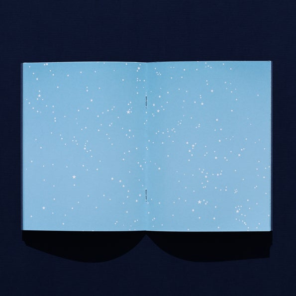 Image of Notebook - Starry