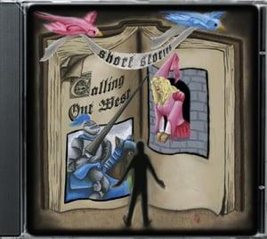 """Image of """"Short Stories"""" Full Length CD"""