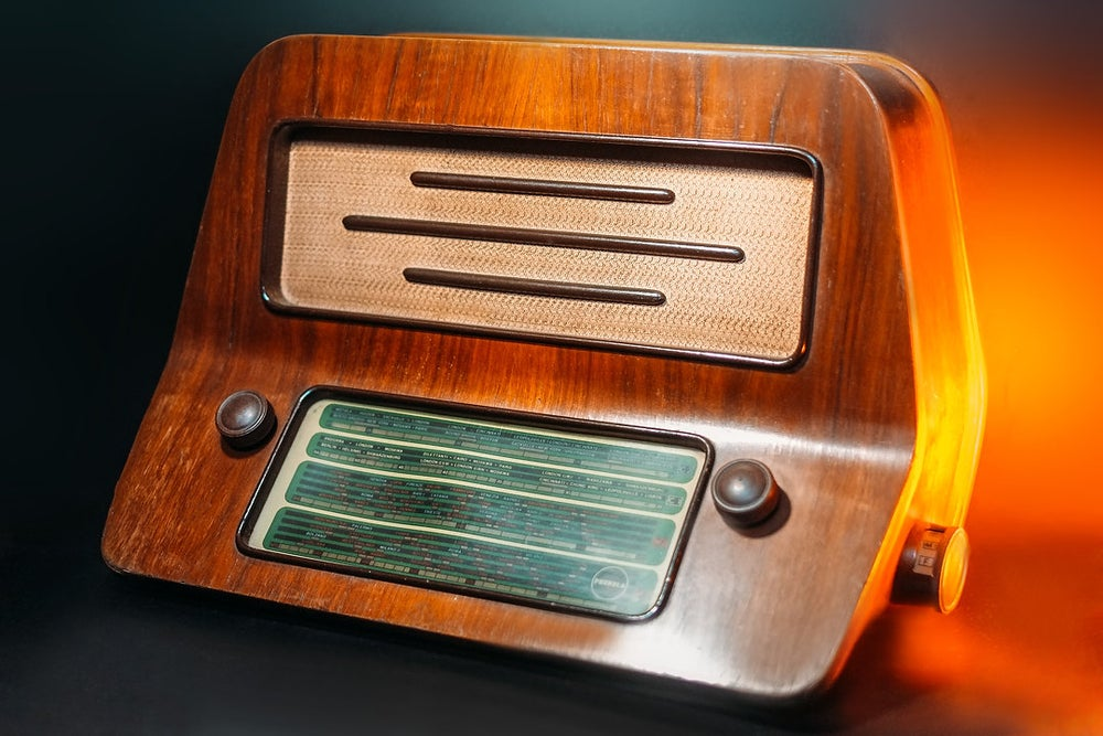 Image of PHONOLA 251 (1946) RADIO D'EPOCA BLUETOOTH