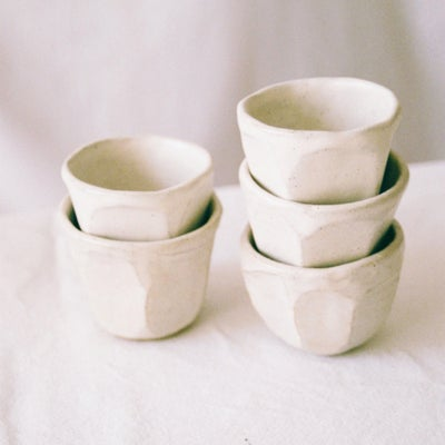 Image of Creamy Cups by Olivia Fiddes