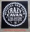 NEW! CRAZY CAVAN FAN CLUB STICKER