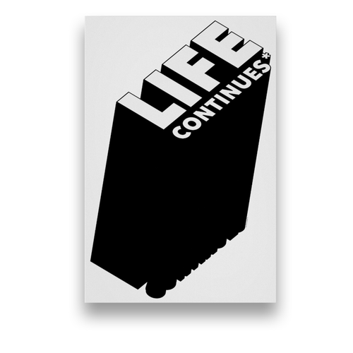 Image of Life Continues* Poster