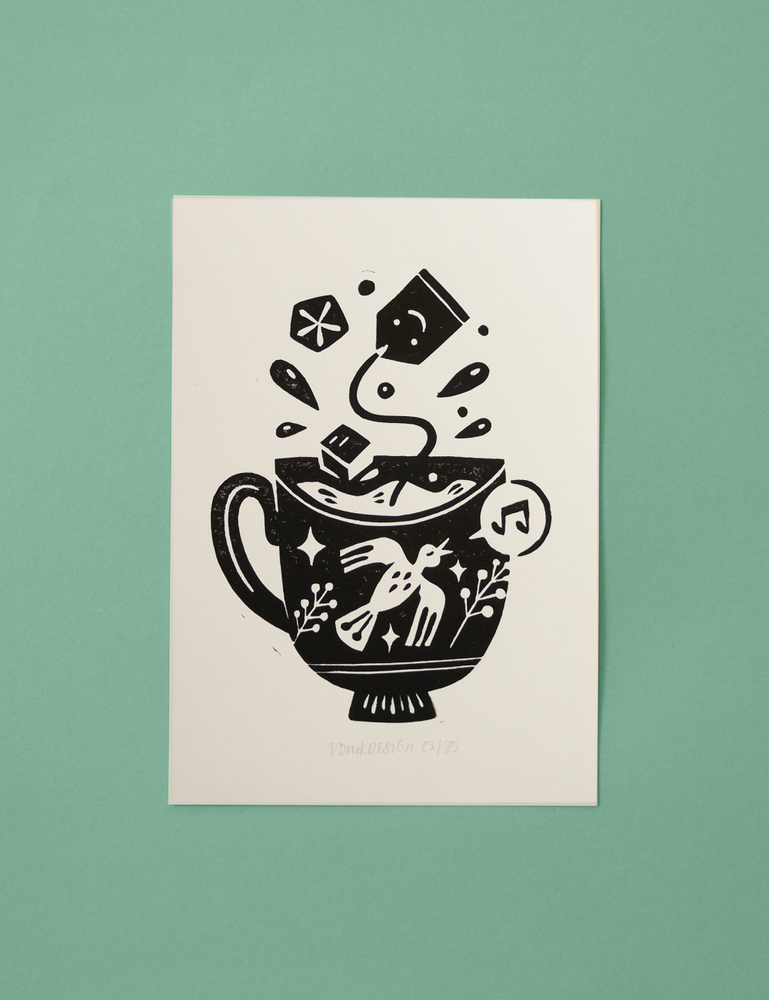 Image of Tea Time (A5)