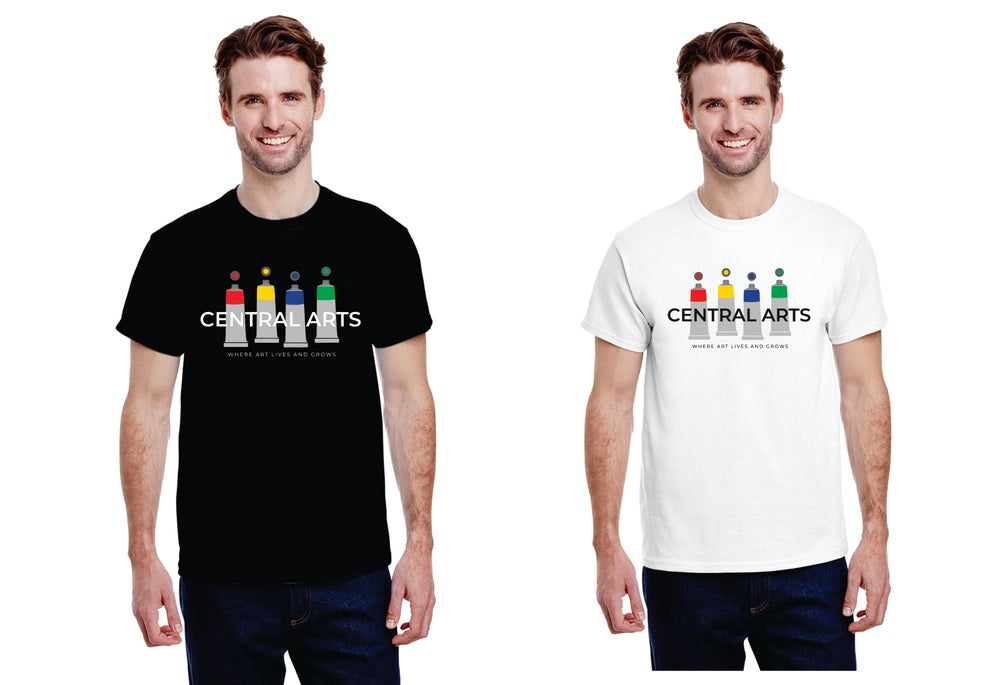Image of Central Arts Unisex Tee