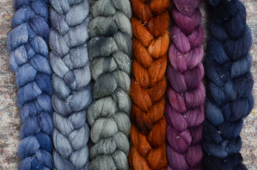 Image of November Fiber Club Coordinate Pack- PRE-ORDER - OPEN TO ALL - 6 oz.