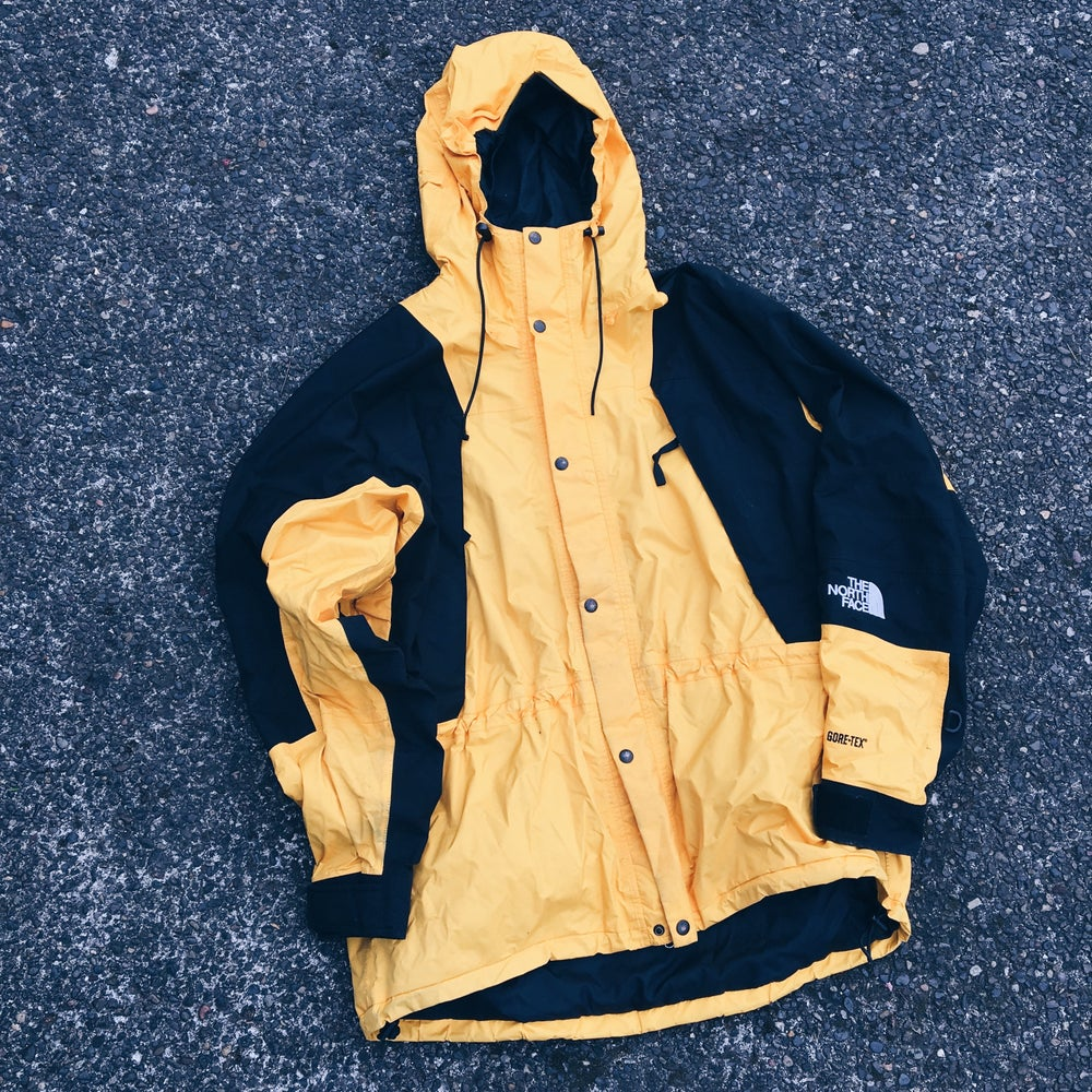 "Image of Original 90's The North Face ""Bumble"" Mountain Light Jacket."