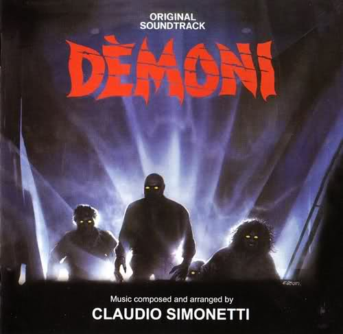 Image of DEMONI OST (Italian CD) Almost Sold OUT