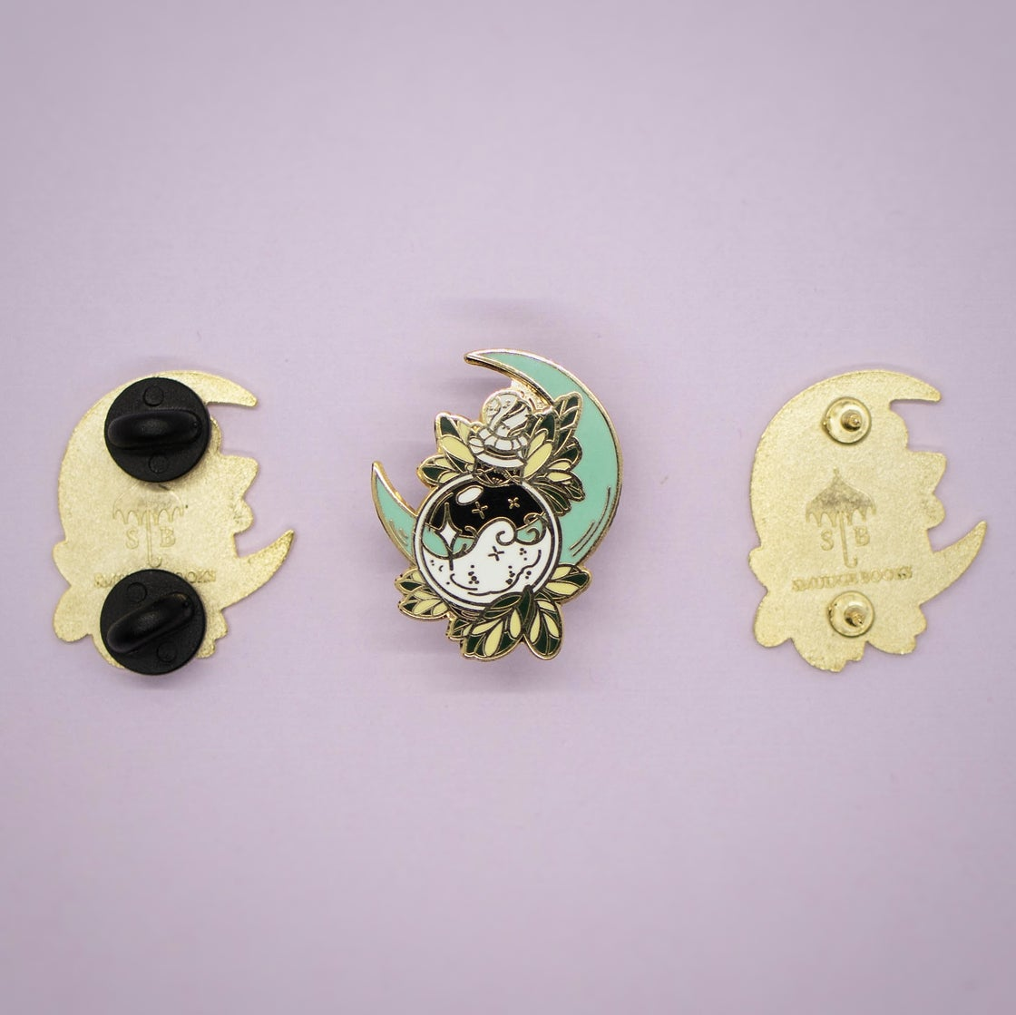 Image of Midnight Potion Pin