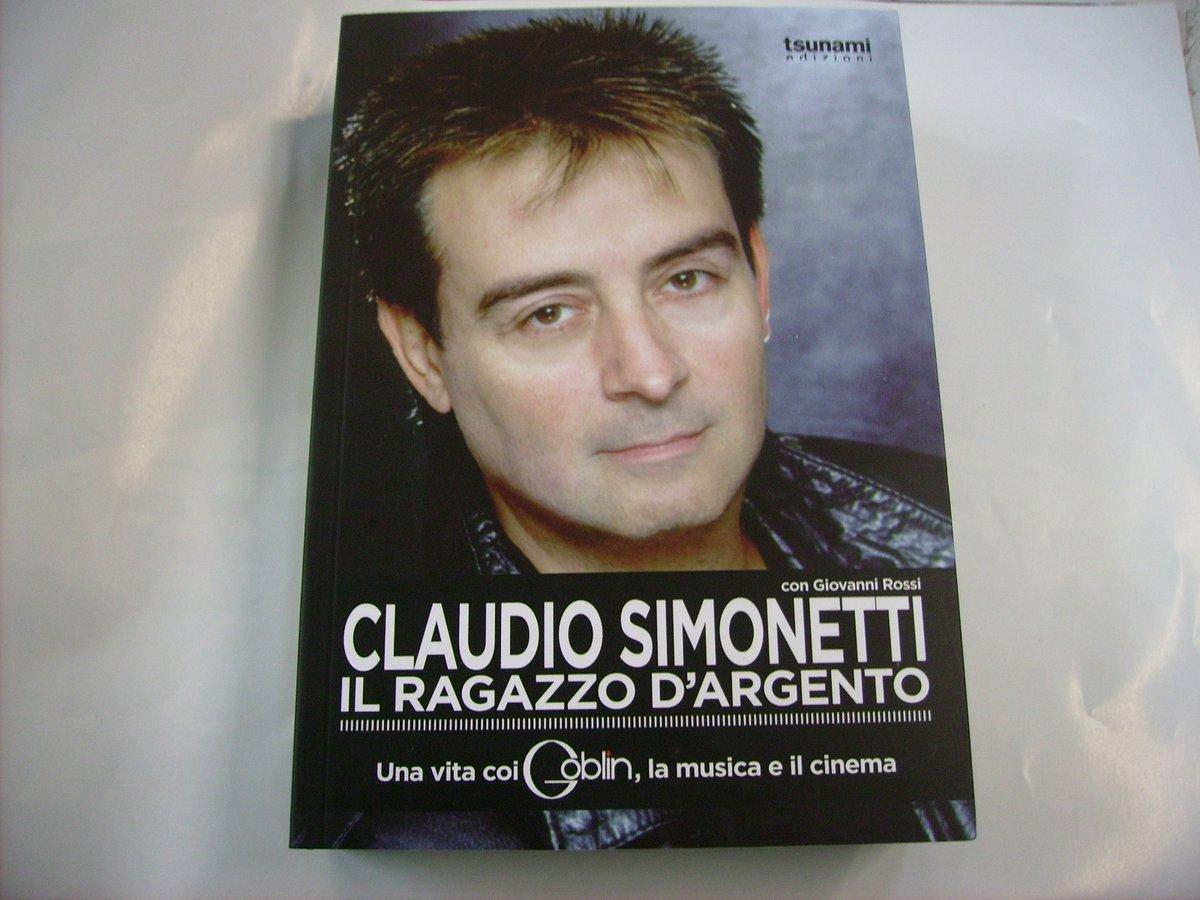 Image of CLAUDIO SIMONETTI – IL RAGAZZO D'ARGENTO – Biografia (italiano)