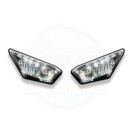 Image of Headlight Stickers to fit Honda CBR1000RR SP 2017>