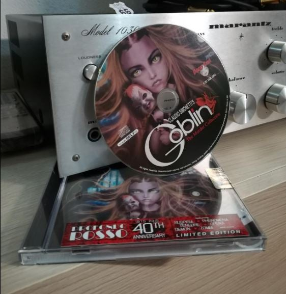 Image of The Murder Collection (CD Last Copies!)