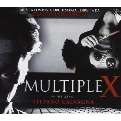 Image of Multiplex OST (Italian CD)