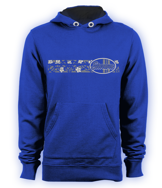 Image of Stevenson Middle School Hoodie (Royal Blue)