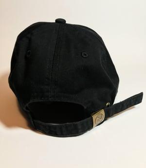 Image of Dog Days black strapback hat