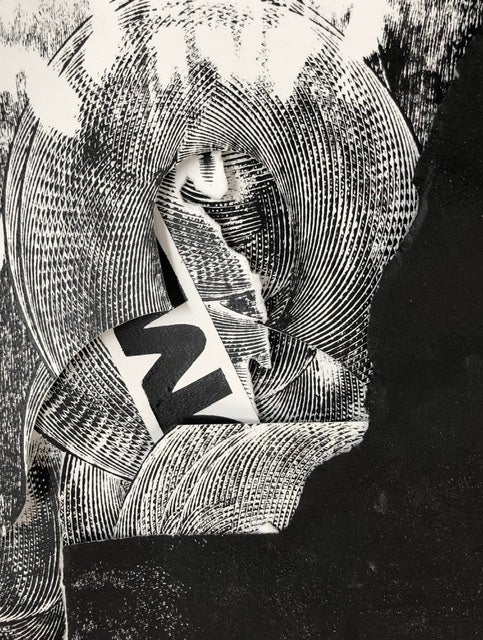 Image of Abstract Collage 72119